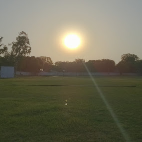 by Mallikarjun Nath - Landscapes Sunsets & Sunrises