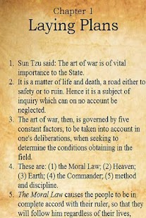 ➹ The Art of War FREE E-Book➹ - screenshot thumbnail