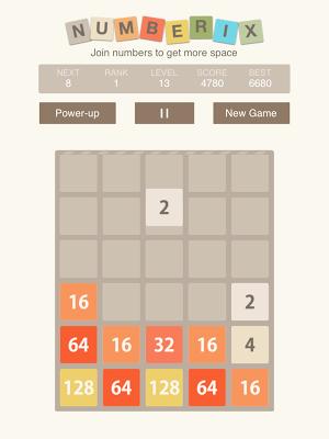 Numberix - screenshot