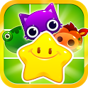 Happy Forest:cute animal match icon