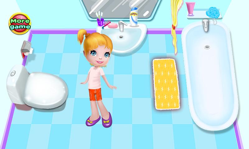 Juegos de limpieza para niñas - Google Play Store revenue & download ...
