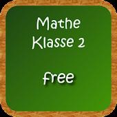 Mathe Klasse 2 - free