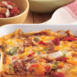 Chicken Fajita Casserole Recipes.