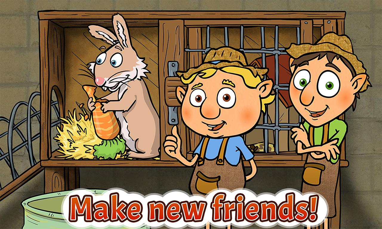 Farm Friends - Free Kids Games- screenshot
