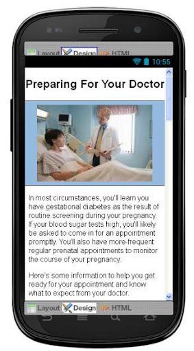 【免費醫療App】Gestational Diabetes Disease-APP點子
