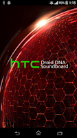 Screenshot of HTC Droid DNA Soundboard