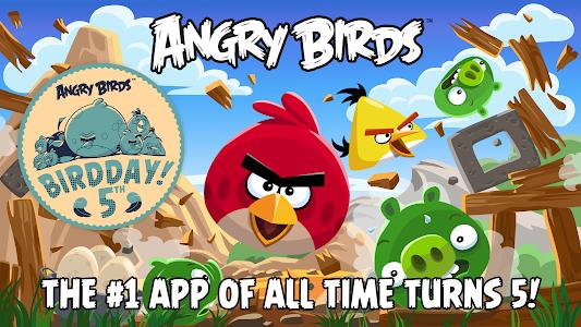 Angry Birds v5.0.2