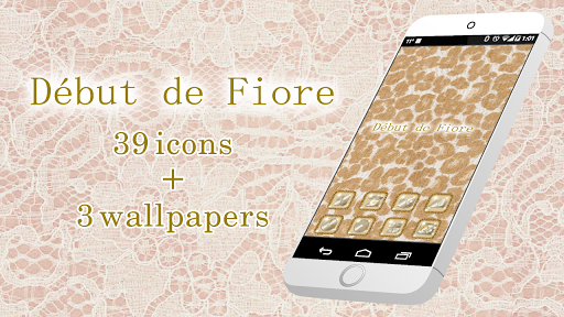 debut de fiore-Icon Leopard WP