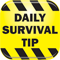 Daily Survival Tip logo