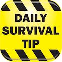 Daily Survival Tip logo