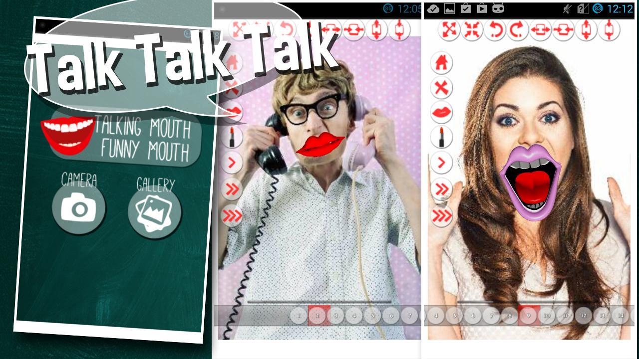 Berbicara Mulut Mulut Lucu Apl Android Di Google Play