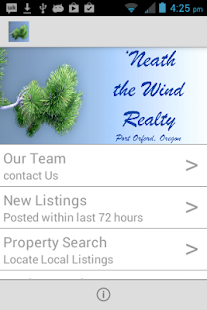 Neath the Wind Realty- screenshot thumbnail