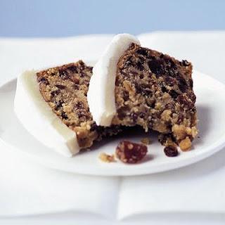 Hot Toddy Fruitcake