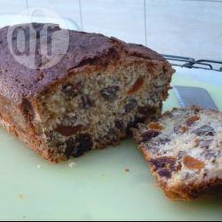 Apricot And Pecan Tea Loaf