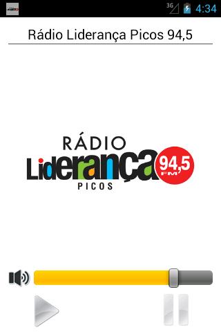 Rádio Liderança Picos 94 5