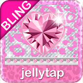 BLING Theme Pink Leopard SMS ♦