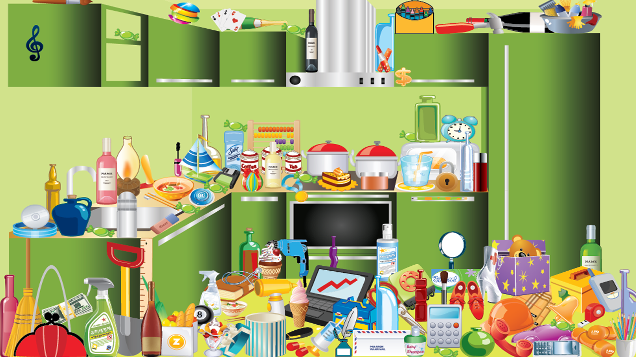 Hidden Objects in Kitchen Game - Android Apps on Google Play