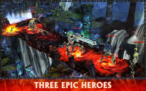 ETERNITY WARRIORS 3 - screenshot thumbnail
