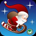 Tiny Santa – Xmas Hills logo