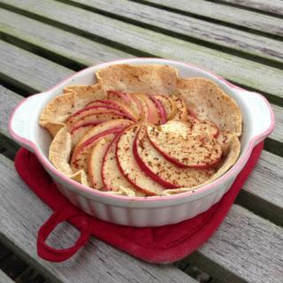 The Lazy Apple Pie
