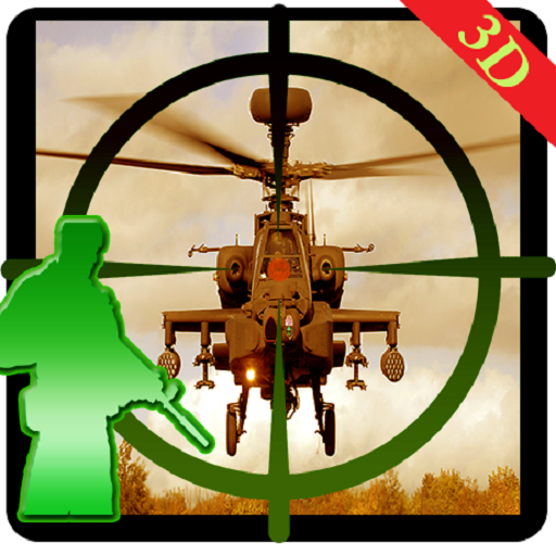 Gunship Glory:Heli Battle War LOGO-APP點子