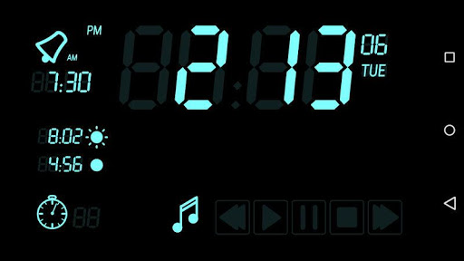 Radio Melody Alarm Clock Free