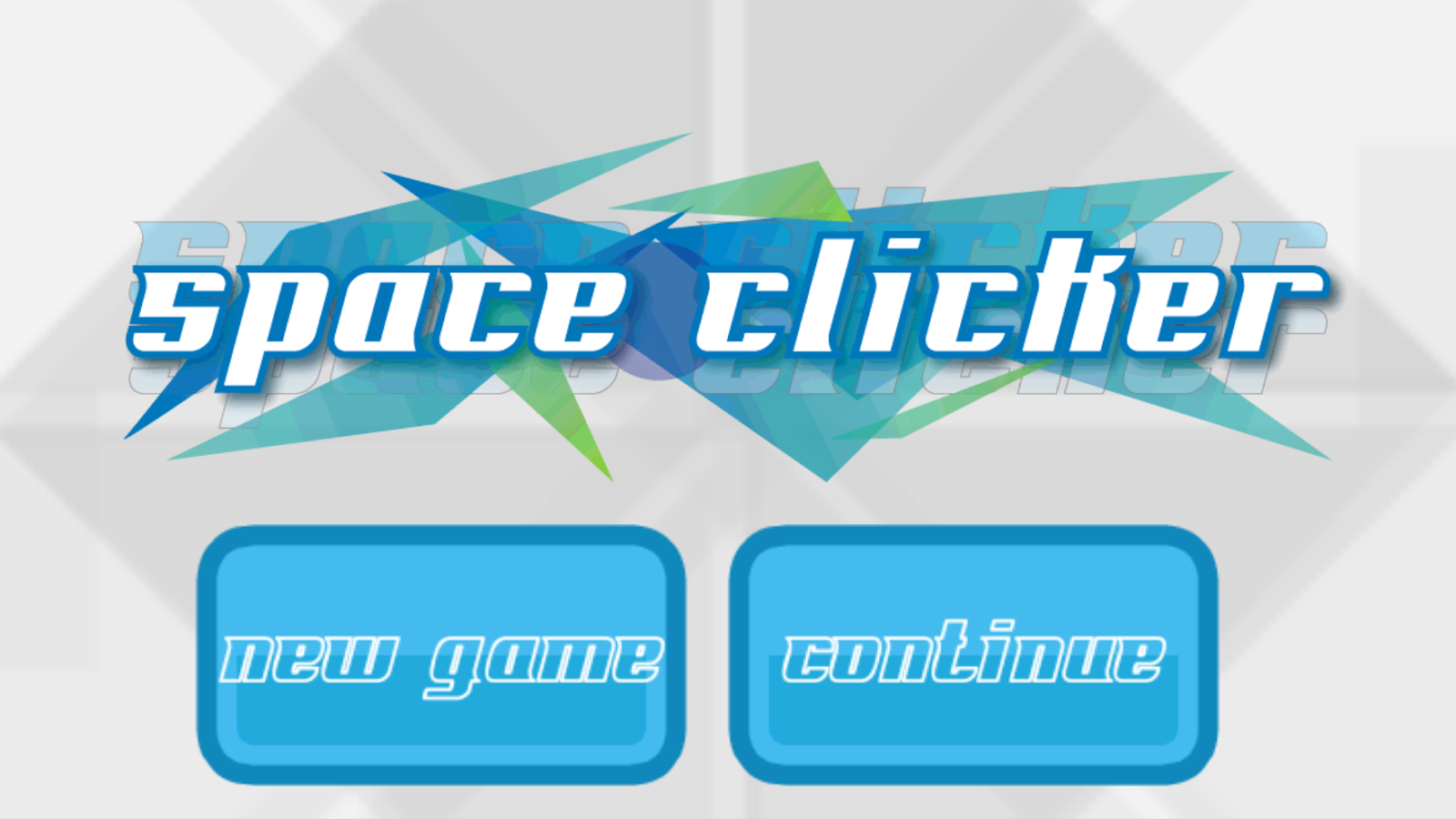 Space Clicker- screenshot