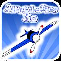 Aircrobatics 3D logo