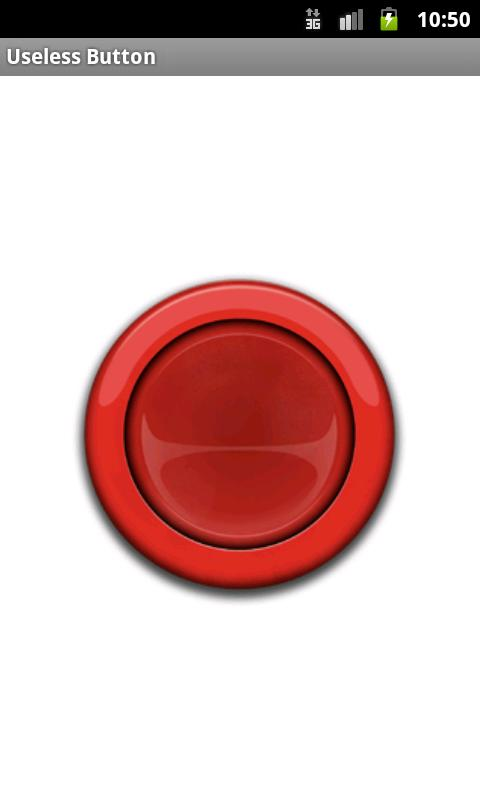 Useless Button- screenshot