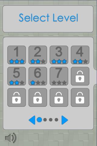 BloKey Free - screenshot