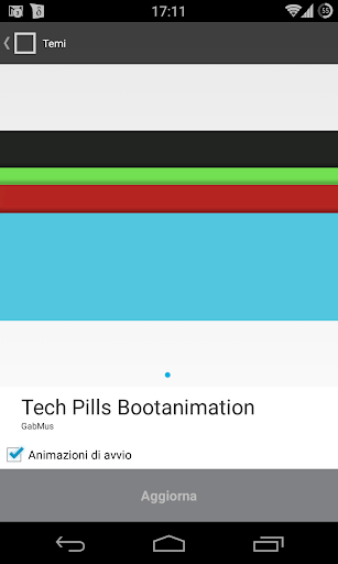 Tech Pills Bootanim. - CM11 PA