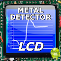 Metal Detector LCD icon