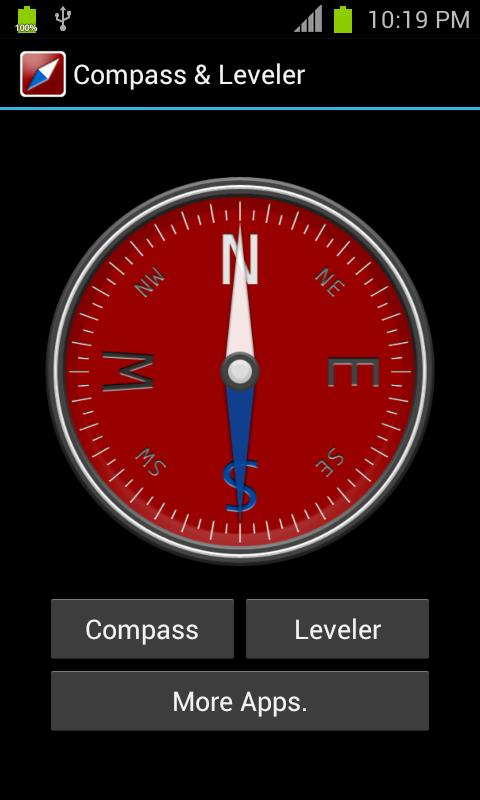 Compass & Level - screenshot