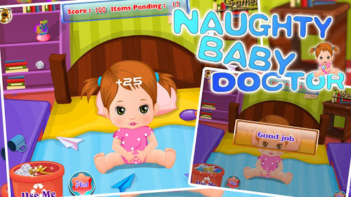 Naughty Baby Doctor