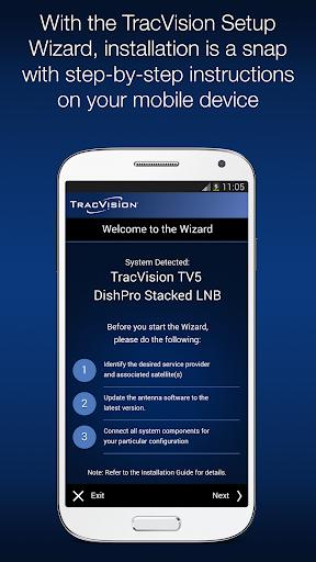 KVH TracVision TV/RV-series 1.3.6 screenshots 6