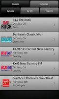 Screenshot of Durham Radio
