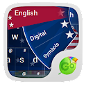 Soccer USA Keyboard Theme icon