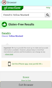 Is This Gluten-Free?- screenshot thumbnail