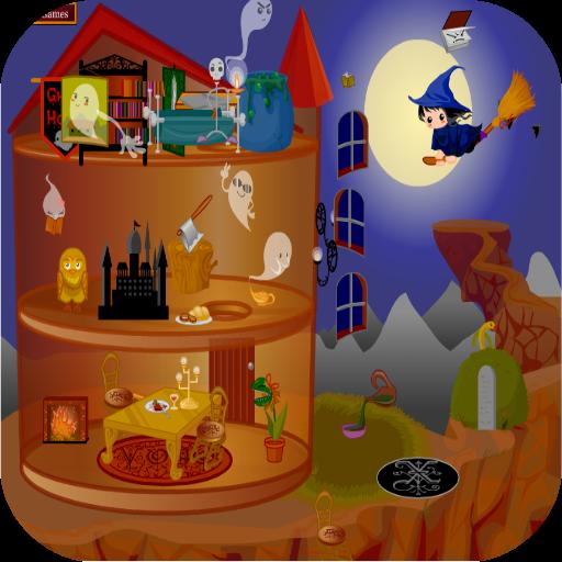เกมส์แต่งบ้านวันฮาโลวีน 休閒 App LOGO-APP試玩