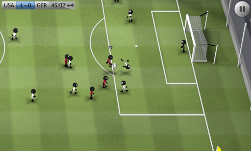 Stickman Soccer - Classic 3.0 screenshots 9