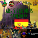 Abe's Gamespeak Spanish logo