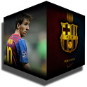 Barcelona 3D Live Wallpaper icon