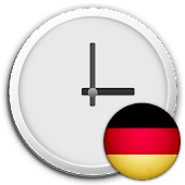 Germany Clock & RSS Widget