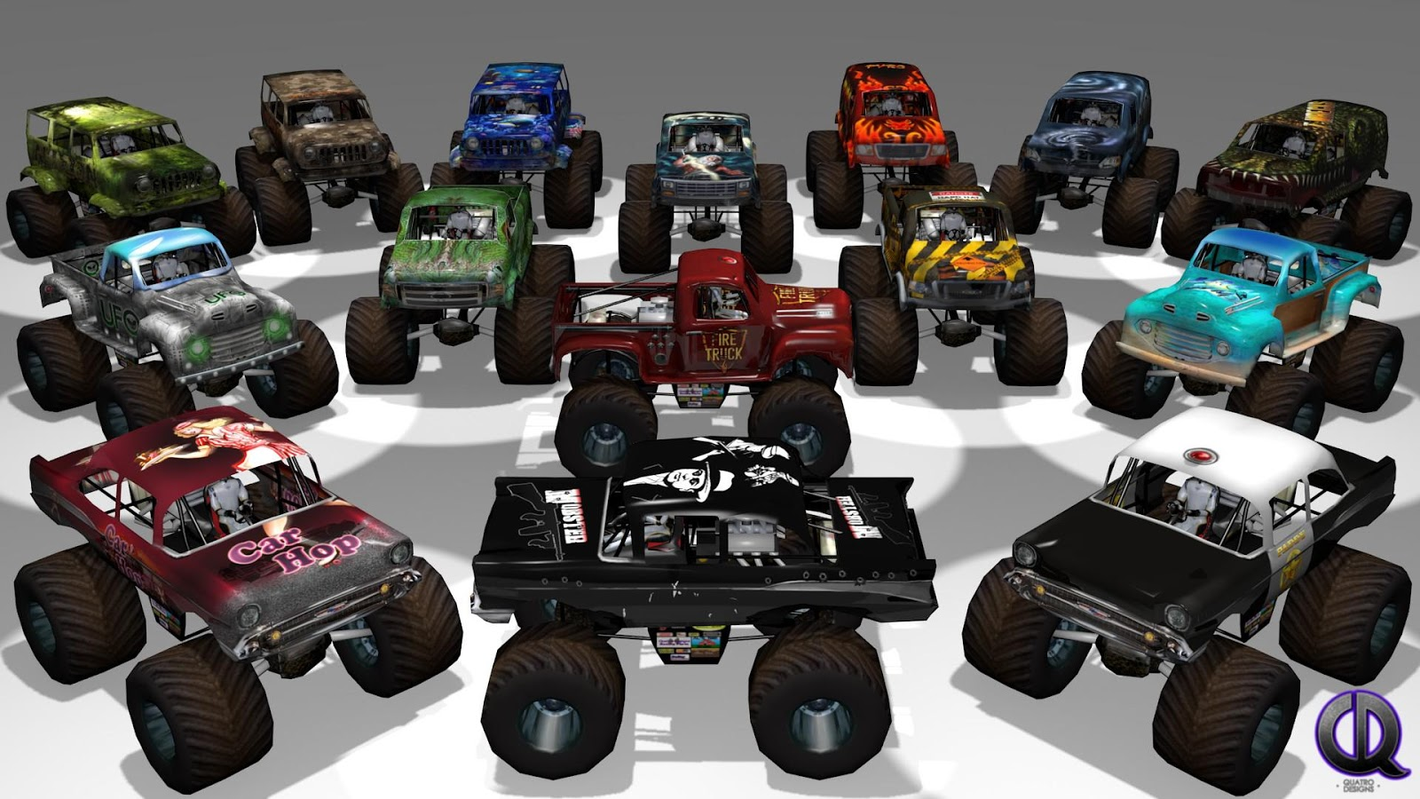 Monster Truck Mayhem Android Apps On Google Play