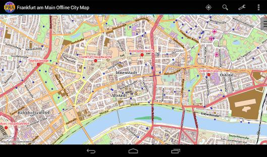 Frankfurt Offline City Map Apps on Google Play
