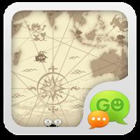 GO SMS Pro Navigation ThemeEX 1.0