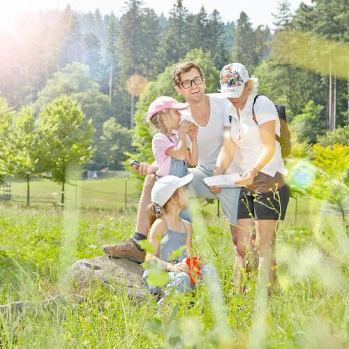 Geocaching im Schwarzwald