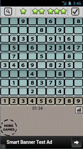 Atomik Sudoku