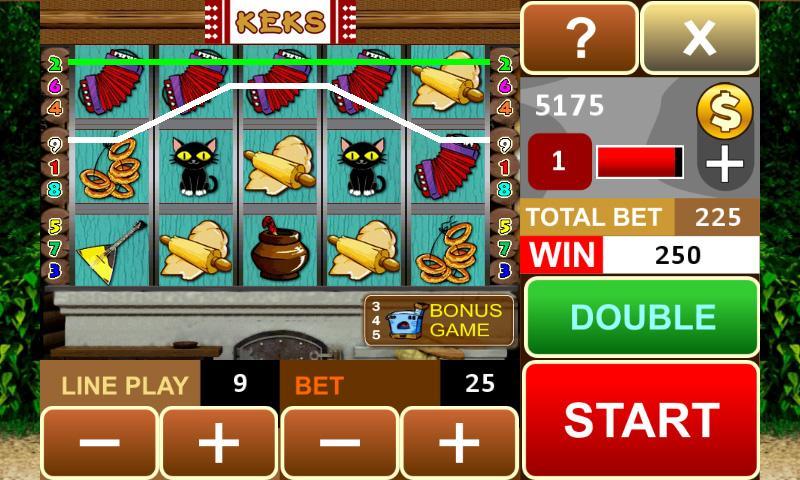 Keks Slot Machine Online
