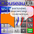 My talking calculator icon